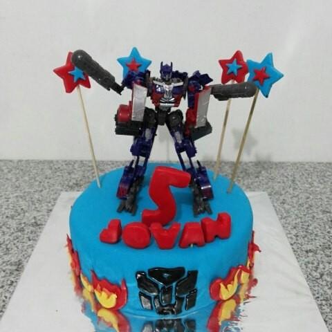 Gambar Kue Ulang Tahun Robot Gambar Kue Ulang Tahun