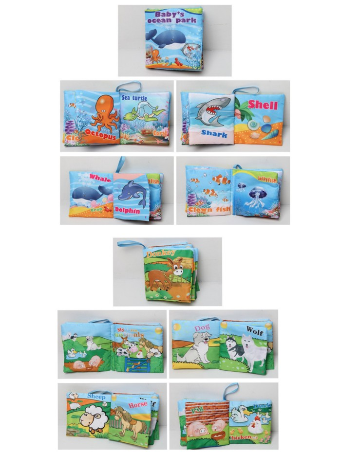 harga Buku Bantal Bayi Baby Soft Cloth Books Mainan Edukasi Tokopedia.com