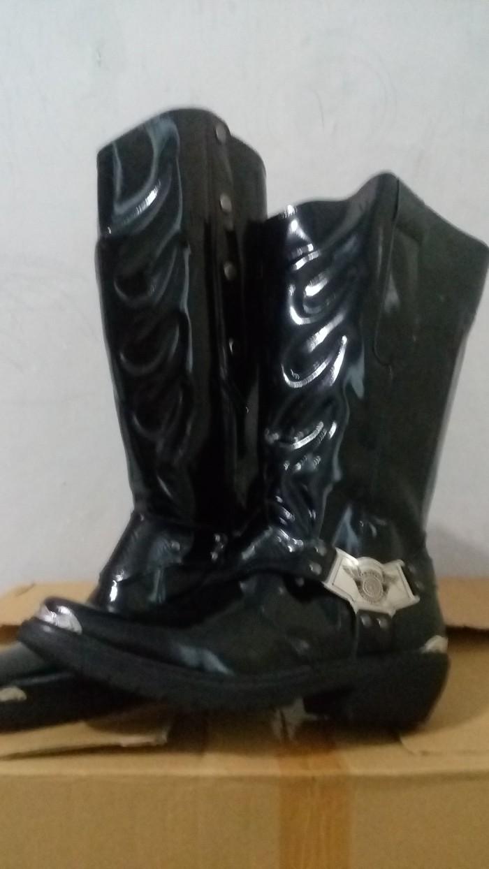 Jual SEPATU PDL POLRI Kab Mojokerto Putro Shoes