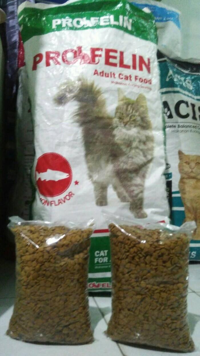 harga Cat food profelin (repack1kg) Tokopedia.com