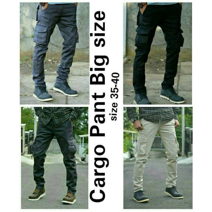 harga Cargo panjang/celana pdl cowo/celana pria Tokopedia.com