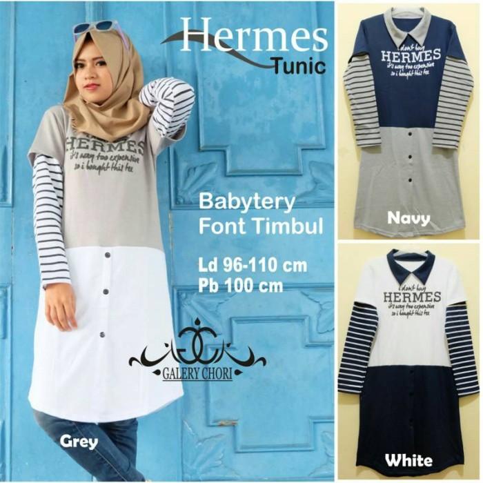 2c7faa429d9 Jual hermes tunic ori / baju hermes - Kota Yogyakarta - dapis shop ...