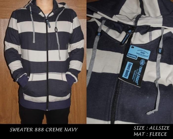 Jual Jaket pria asli Distro Original kain fleece garis murah grosir ... 8ff9913d12