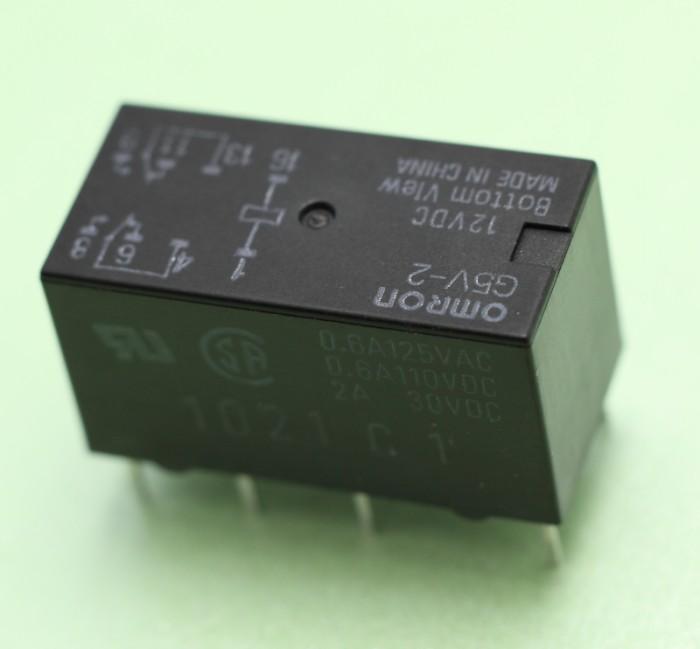 harga Omron g5v-2 fully sealed  low signal relay gold clad silver contact Tokopedia.com