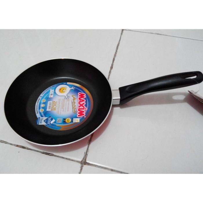Teflon Penggorengan Maxim Valentino 20cm Frying Pan Wajan