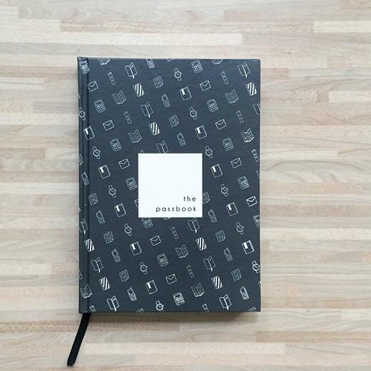 Foto Produk The Passbook / Catatan Keuangan / Buku Jurnal Lucu Murah Unik Imut dari axhl Peekmybook