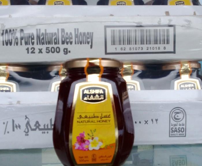 harga Al Shifa 500 / Alshifa 500 / Madu Arab Asli Tokopedia.com