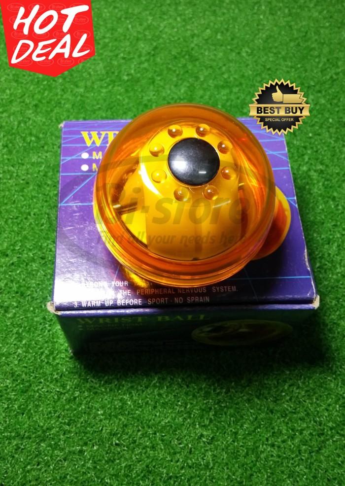 harga Powerball wristball massage dengan magnet di pegangan Tokopedia.com