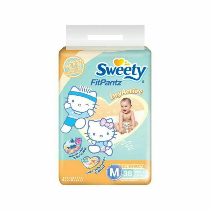 harga Sweety fit pantz dry active m38 Tokopedia.com
