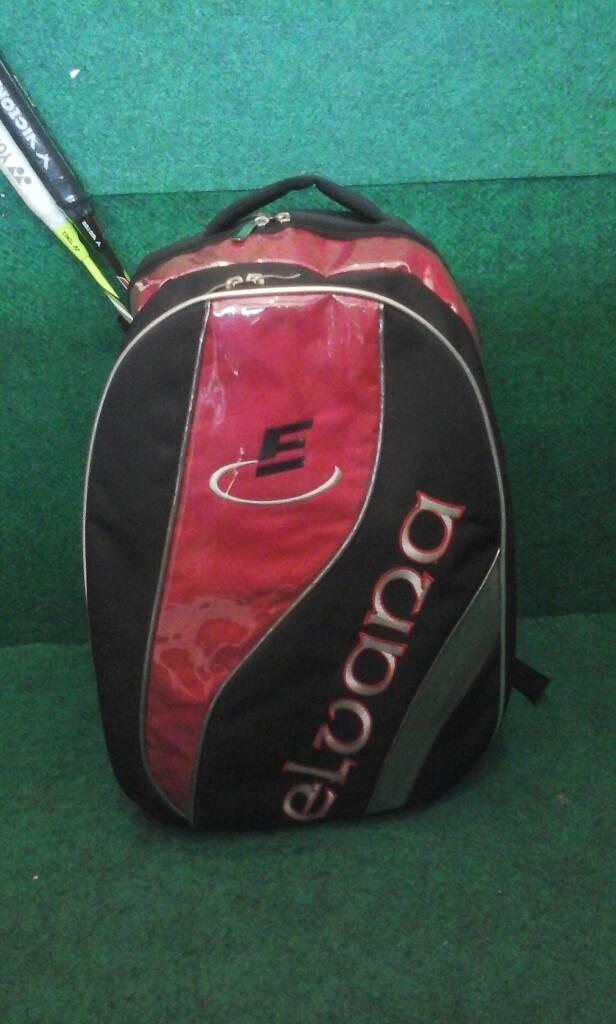 harga Tas raket badminton elvana gendong Tokopedia.com