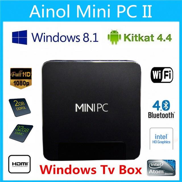 Jual Ainol Mini PC II Windows 8.1 Android 4.4 Dual Boot Media Player ... 78f67c5ed8c1