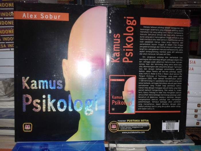harga Kamus psikologi alex sobur Tokopedia.com