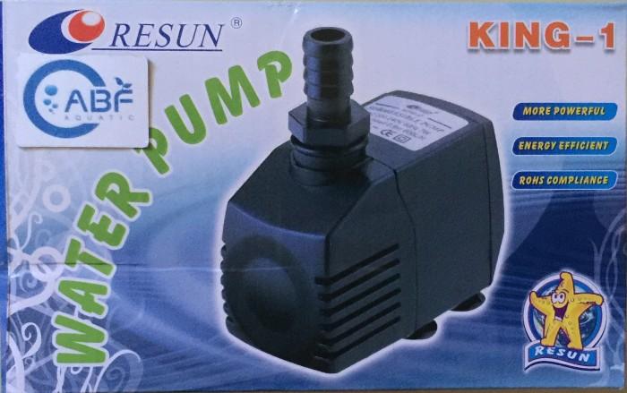 Jual Pompa Air Resun King-1 untuk Akuarium ukuran Kecil ...