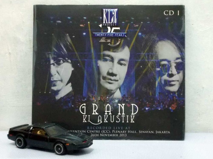 harga Cd kla project - grand klakustik (live jcc 26 nov 2013) Tokopedia.com