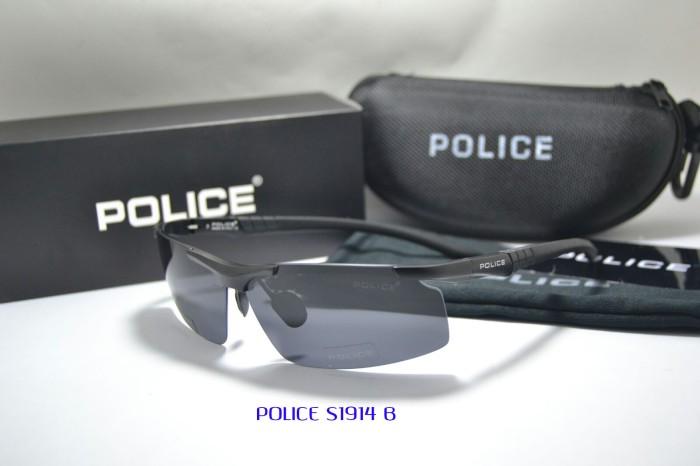 harga Frame kacamata gaya polarized polaroid police s1914 unisex sunglass Tokopedia.com