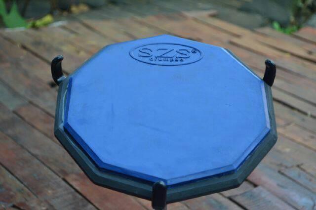 harga Szs drumpad classic 11  (blue) bonus video lesson Tokopedia.com