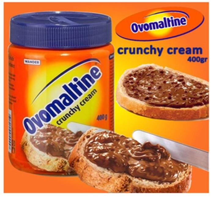 harga Ovomaltine crunchy cream 400gram. 1kg muat 2pcs Tokopedia.com