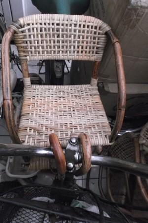 harga Kursi sepeda/kursi rotan boncengan anak depan sepeda mini aman nyaman Tokopedia.com