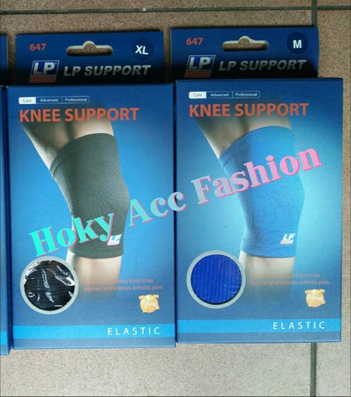 harga Knee support lp - 647 (decker lutut) Tokopedia.com