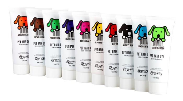 harga Jual opawz pet hair dye / cat bulu hewan Tokopedia.com