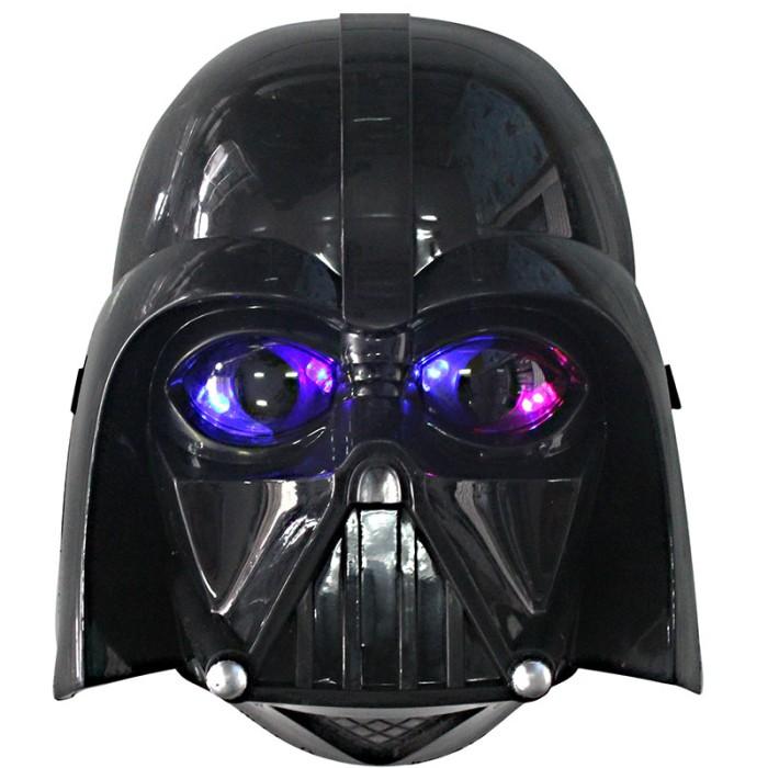 harga Topeng star wars darth vader+lampu led+suara efek Tokopedia.com