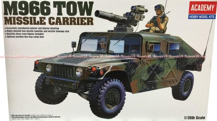 harga Model kit academy mobil tentara m966 tow missile carrier Tokopedia.com