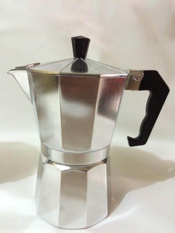 harga Moka pot alumunium 9 cups Tokopedia.com