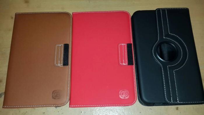 harga Leather case samsung tab 3 t310/t311 ukuran 8 inch Tokopedia.com