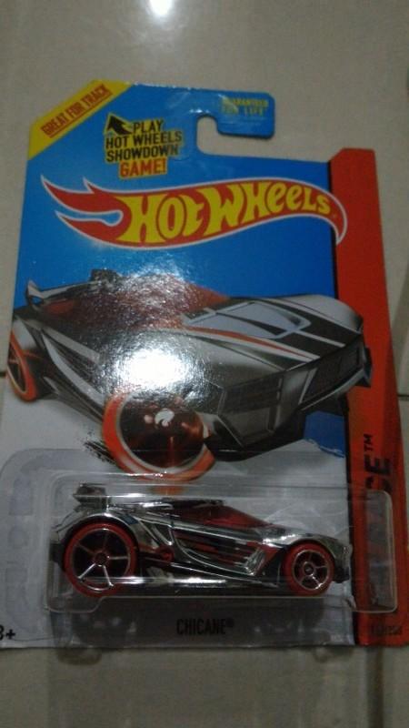Katalog Hot Wheels Chicane DaftarHarga.Pw
