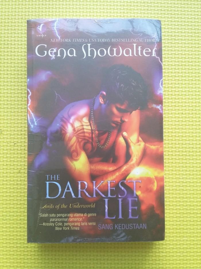 harga The darkest lie ( gena showalter ) Tokopedia.com