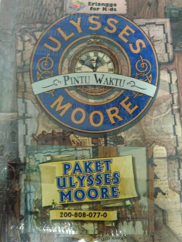 harga Paket Ulysses Moore -  Terdiri Dari 4 Buku Hard Cover Tokopedia.com