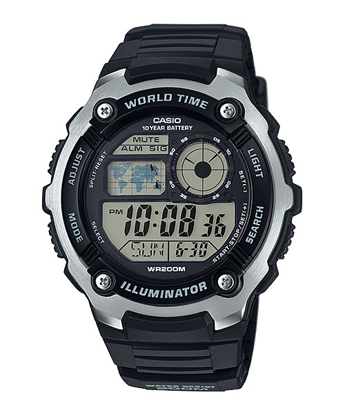 harga Jam tangan casio ae2100w-1a pria strap karet digital water resist 200m Tokopedia.com