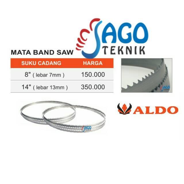 harga Mata band saw / bandsaw / mata gergaji kayu14 inch Tokopedia.com