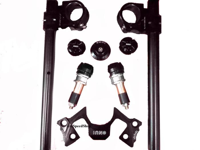 harga Stang jepit nui ninja250 model bikers black Tokopedia.com