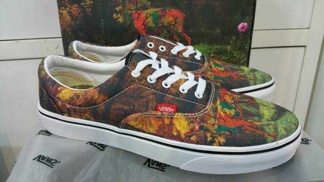 UBIQ Ron English Vans Vault Camo Deer
