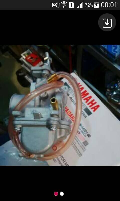 harga Karburator Jupiter Z New Original Tokopedia.com