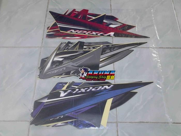 harga Striping/sticker/lis motor yamaha vixion 2009 Tokopedia.com