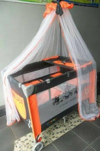 box bayi creative 808 / baby box creative 808 / tempat tidur bayi