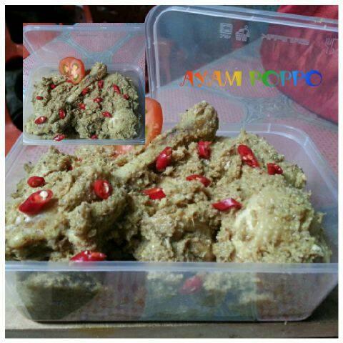 Jual Ayam Poppo Makassar U Pandang Mammy Corner Tokopedia