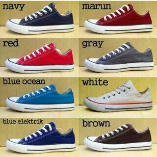 Jual Sepatu Converse murah surabaya - Batavia Store  6213b27de5