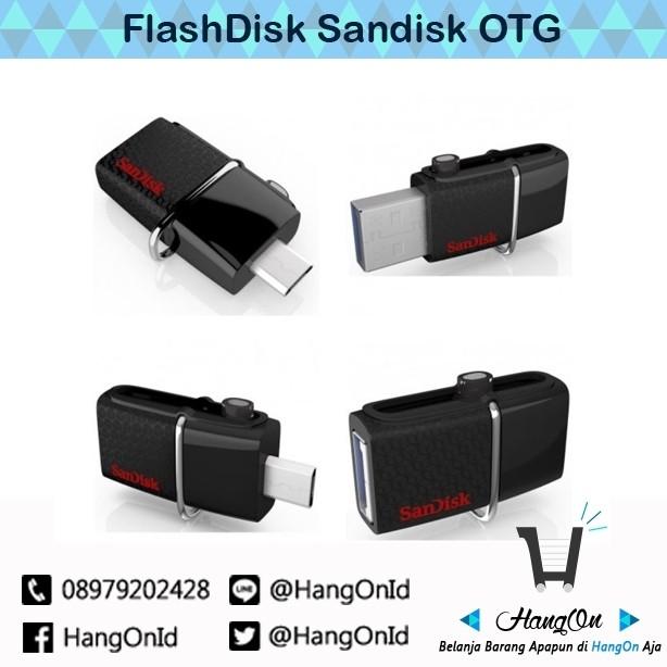 harga Sandisk flashdisk otg 128 gb android / windows Tokopedia.com