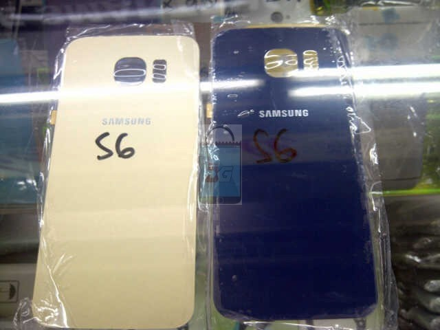 Back Cover / Back Door / Tutup Belakang Galaxy S6