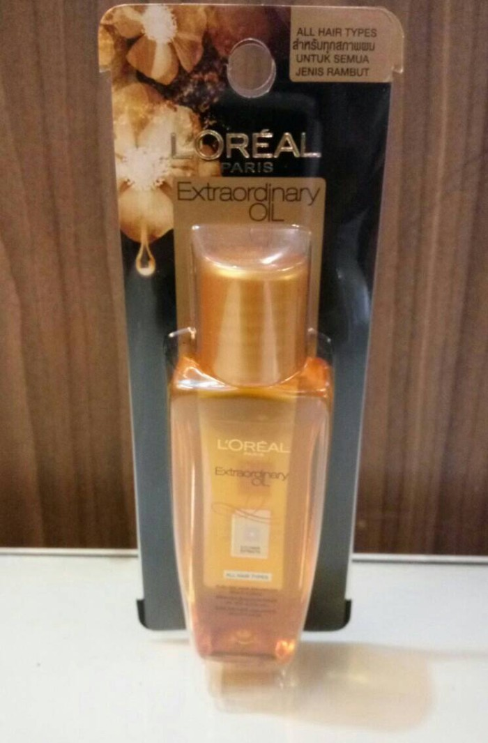 harga Serum rambut loreal extraordinary oil 50 ml Tokopedia.com