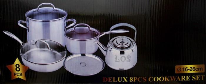 harga Weston panci set 8pc w1x-cc8m (sku:00323.00001) Tokopedia.com