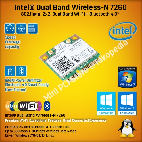intel n 7260 driver windows 10