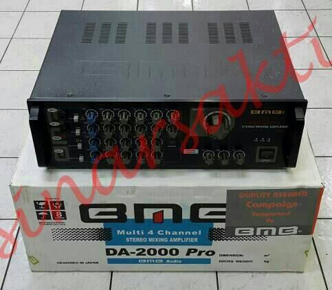 harga Ampli mixer bmb da 2000 pro Tokopedia.com