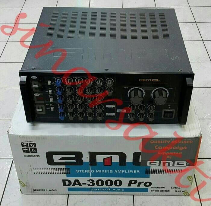 harga Ampli Mixer Bmb Da 3000 Pro ( 4 Channel ) Tokopedia.com