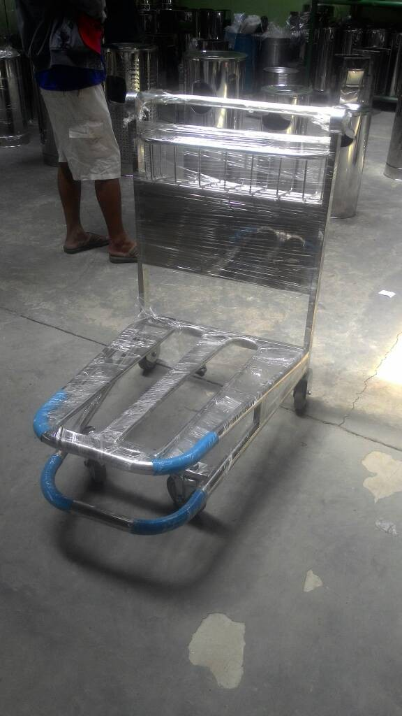 harga Trolley bandara trolley serbaguna Tokopedia.com