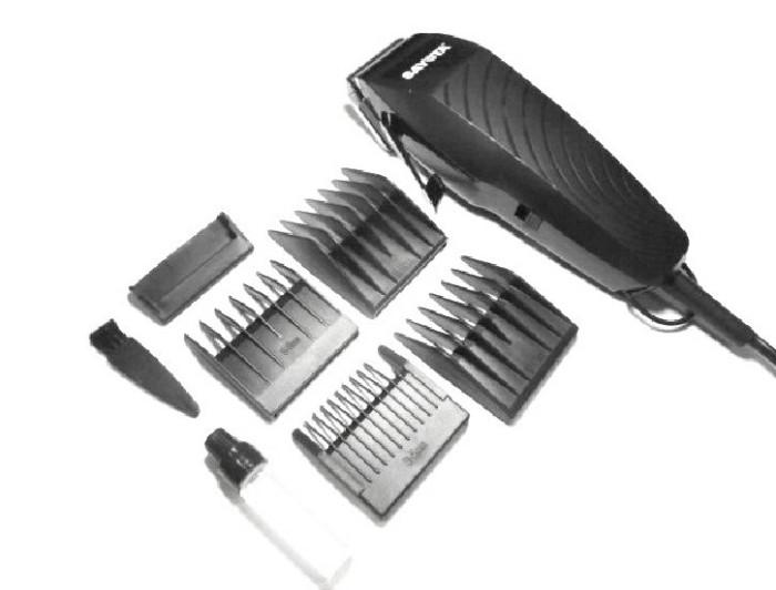 Alat potong rambut Sayota SC-889 Hitam original
