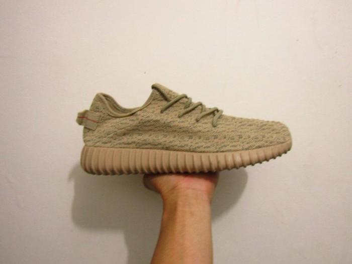 0700f04a6865 Jual Adidas Yeezy Boost 350 Oxford Tan (Premium Quality) - Kota ...